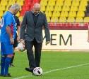 Главный тренер футбольной сборной России побывал в Туле