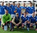 Тульские полицейские победили в футбольном турнире среди силовиков