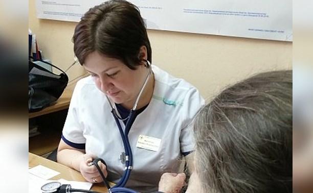Средняя зарплата врачей районной больницы в Тульской области – более 66 тысяч рублей