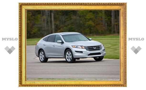 Honda объявила российские цены на два новых автомобиля