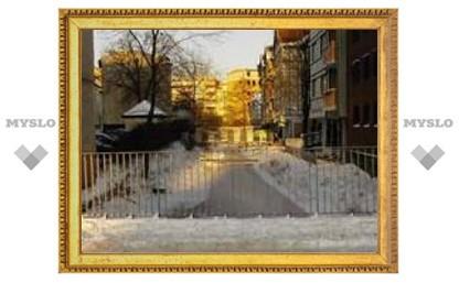 Мороза на выходных в Туле не будет