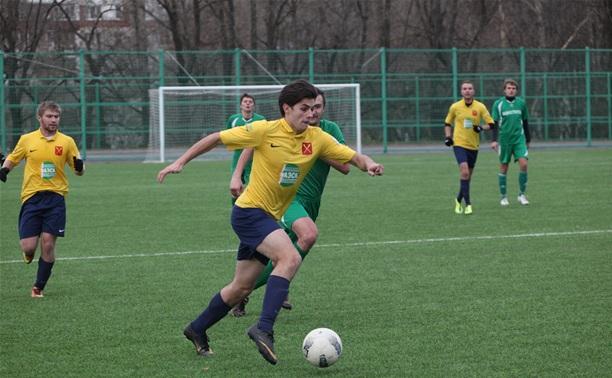 Началась борьба за Кубок Тульской области по футболу