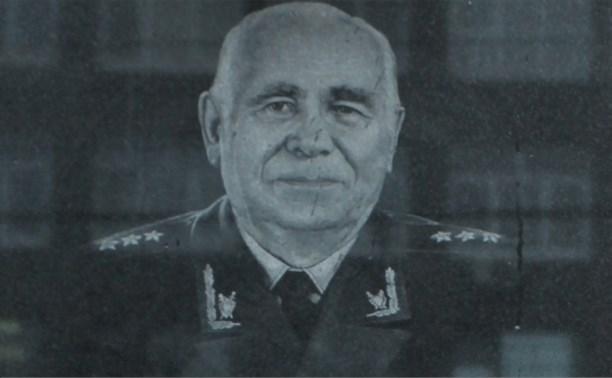 В Туле установили мемориальную доску прокурору Владимиру Аболенцеву