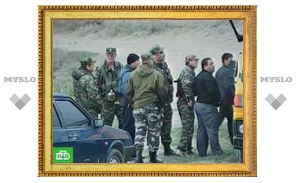 В Дагестане подрались полторы тысячи человек