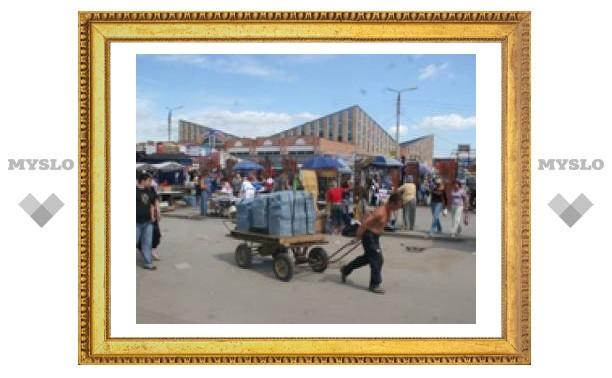 Тульские власти утвердили проект планировки Центрального рынка
