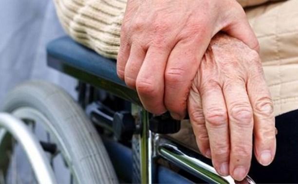Житель Косой Горы осуждён за ограбление матери-инвалида