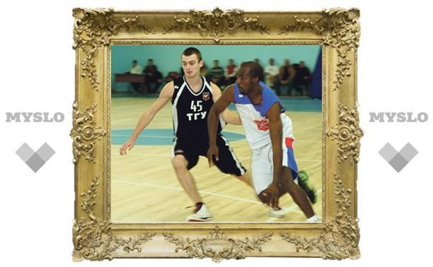Баскетболисты «Тулы» разгромили соперника