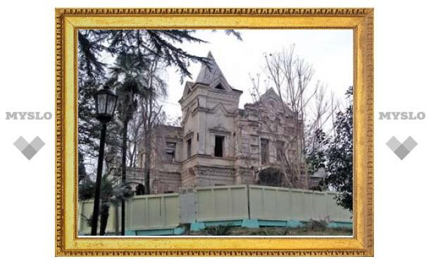 В Сочи снесли памятник архитектуры XIX века