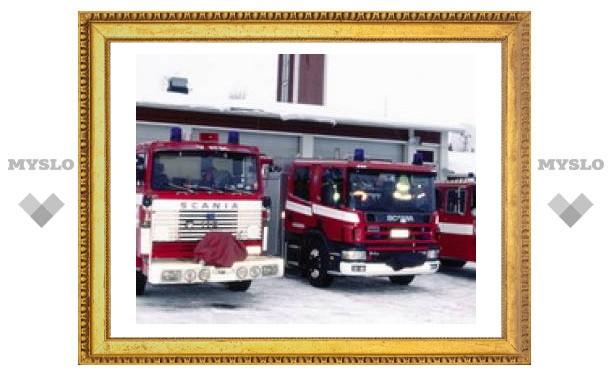 В регионе появятся 7 пожарных частей