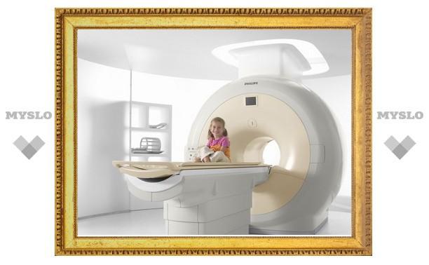 В России начали собирать компьютерные томографы