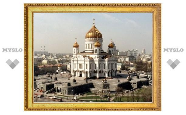 Вячеслава Тихонова будут отпевать в Храме Христа Спасителя