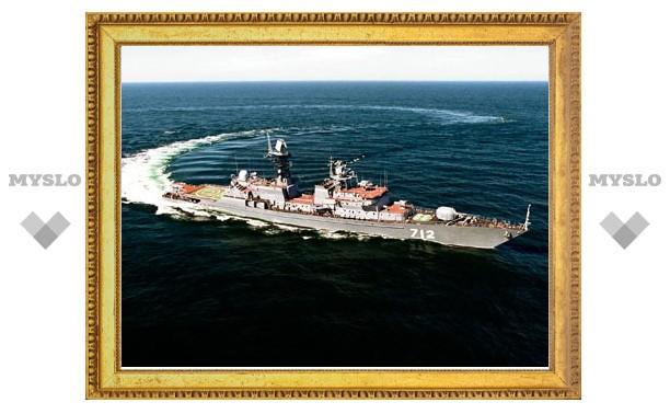 Боевому кораблю присвоят имя тульского оружейника Василия Грязева
