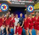 Тулячка завоевала золото на первенстве Европы по самбо