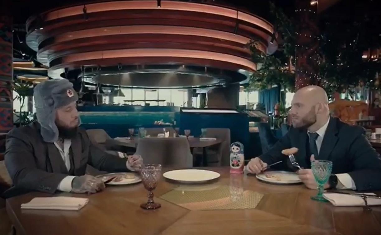From Yasnaya Polyana with love: в сети появилась брутальная реклама тульского пряника