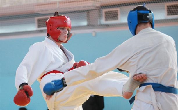 В Туле прошел традиционный турнир по рукопашному бою