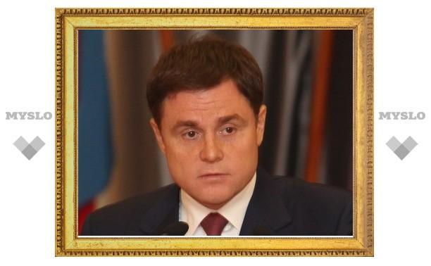 Владимир Груздев осек щекинских чиновников