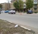 В Щекино водитель Nissan Qashqai сбил 9-летнюю девочку