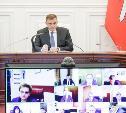 Алексей Дюмин призвал туляков соблюдать масочный режим и социальную дистанцию