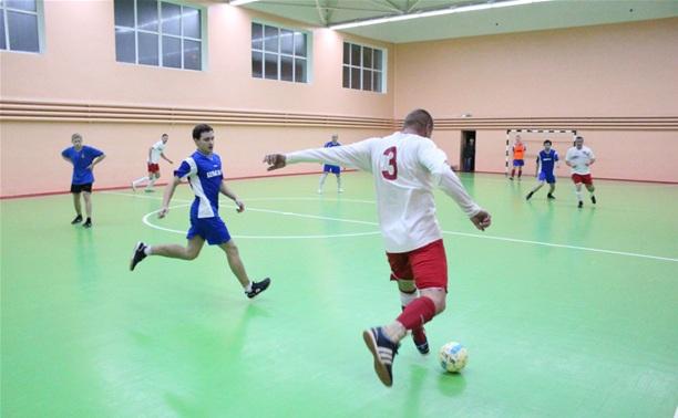 В Туле пройдет Кубок «Сборных Дивизионов» по мини-футболу