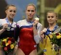 Тульские гимнастки вошли в состав сборной России