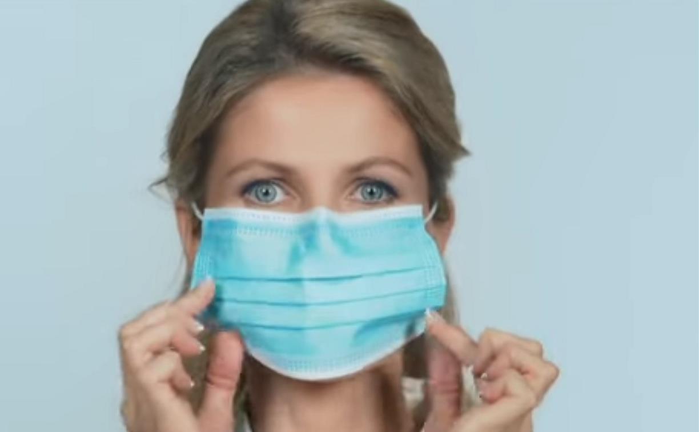 Роспотребнадзор напомнил правила ношения масок: видео