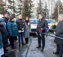 Медики Тульской области получили 10 новых внедорожников