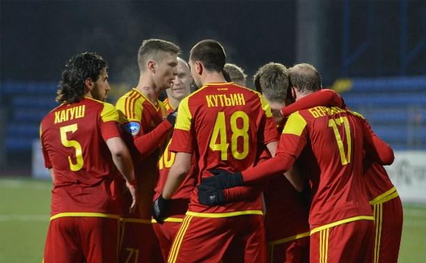 Канониры возвращаются из Санкт-Петербурга с победой: «Тосно» - «Арсенал» 2:3