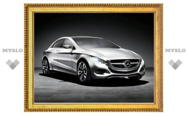 Компания Mercedes-Benz показала прототип нового CLS