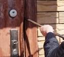В Новомосковске полицейские поймали дачного вора