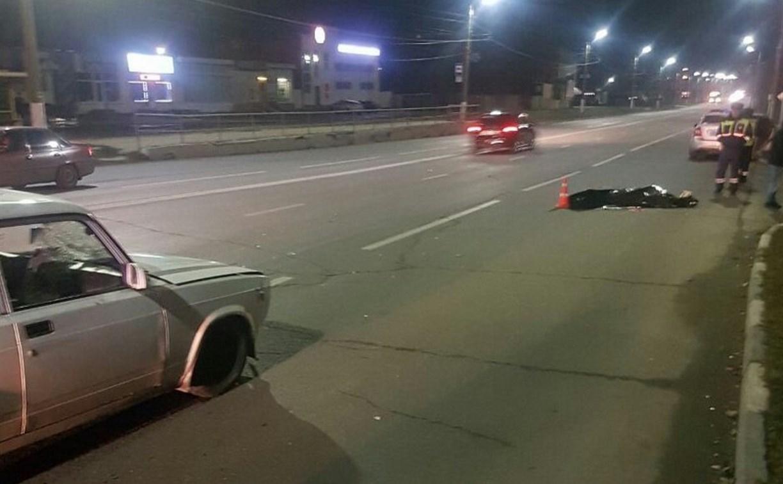 В Туле в ДТП на пр. Ленина погибла женщина-пешеход
