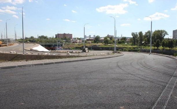 Застройщиков ТРЦ «Макси» поблагодарили за улучшение транспортной инфраструктуры Тулы