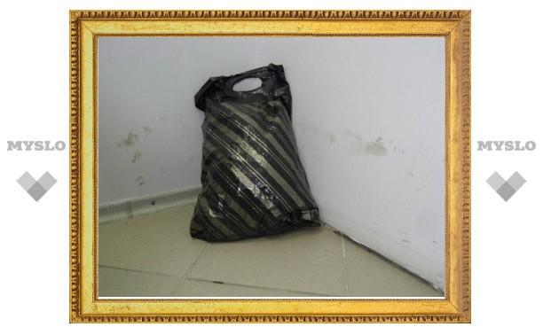 """Кинологи проверили """"бомбу"""" в кафе в центре Тулы"""