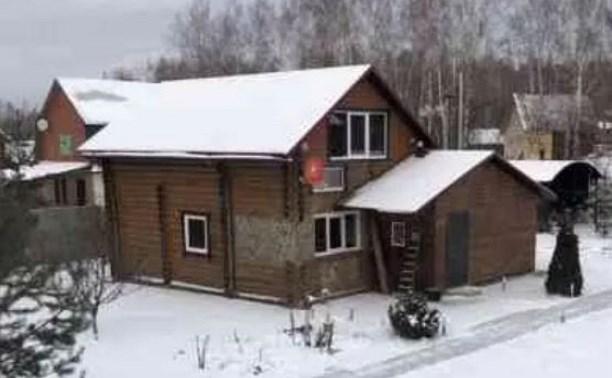 В Тульской области названа цена самой дорогой аренды загородного дома на Новый год