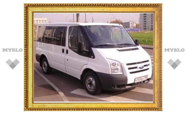 Многодетным семьям в Туле подарят микроавтобусы