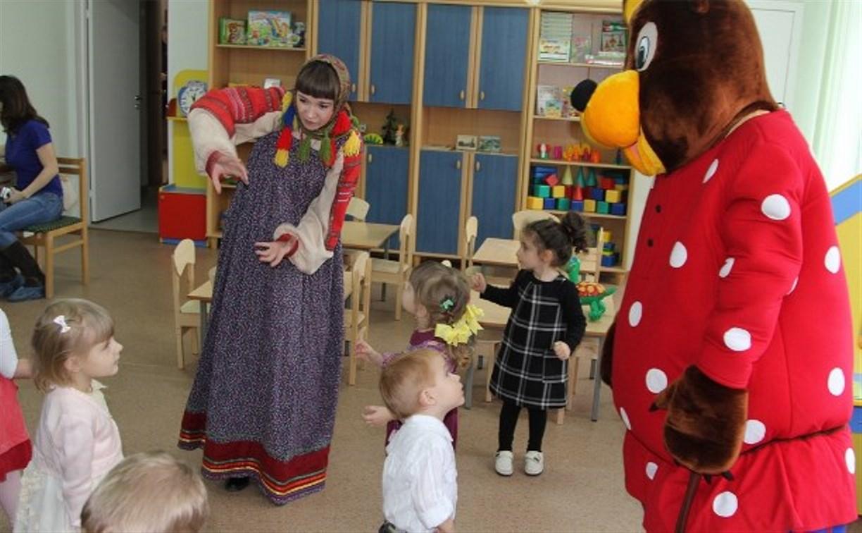Бывший детдом в Пролетарском районе стал детским садом