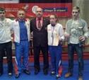 Тульские кикбоксеры успешно выступили в Кубке России