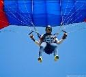 Сегодня в Тульском кремле на «Газон» приземлится парашютист