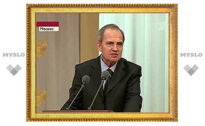 """Председатель КС предложил отказаться от публичных слушаний """"очевидных дел"""""""
