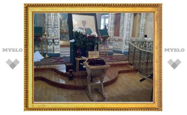 За 12 дней мощам св. Матроны Московской в Липецке поклонились 50 тыс. человек