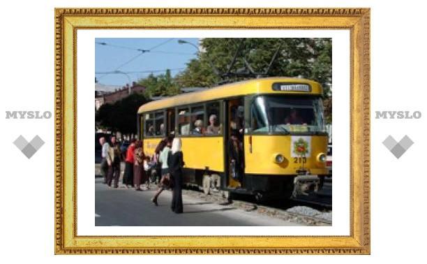 В Туле изменятся маршруты трамваев