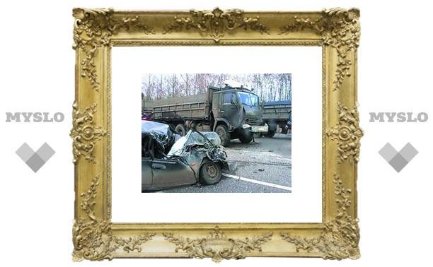 Водитель из Черни погубил москвича