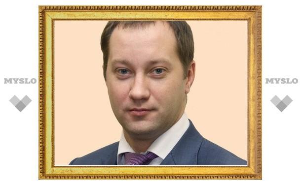 Депутат гордумы Александр Ядыкин стал заместителем сити-менеджера