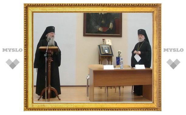 Владимирская семинария награждена орденом митрополита Макария (II степени)