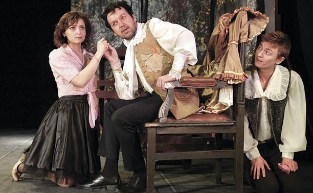 Артисты Новомосковского филиала театра драмы покажут спектакли в Туле
