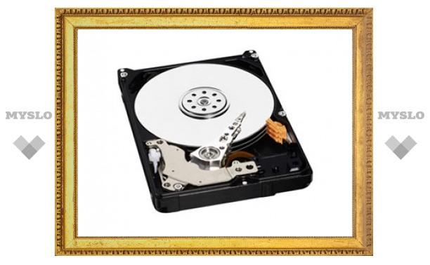 Анонсирован первый в мире терабайтный винчестер для ноутбуков