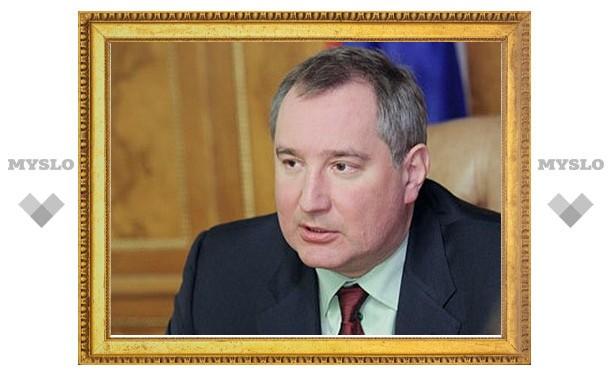 Медведев освободил Рогозина от должности полпреда при НАТО