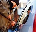 В Киреевском районе задержали угонщика