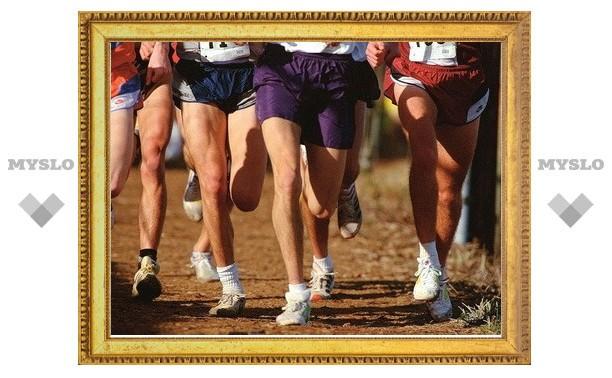 Тульская бегунья победила в Волгограде