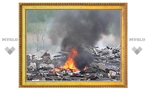 Тульская прокуратура обязала коммунальщиков убрать мусор на Косой Горе