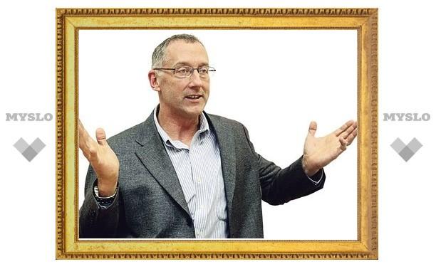 Томас Бротски: «Люблю борщ и верю в Тульскую область»